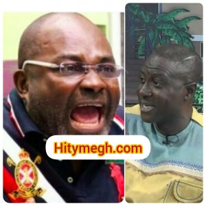 Kindly seize fire- Captain Smart advised against Kennedy Agyapong.