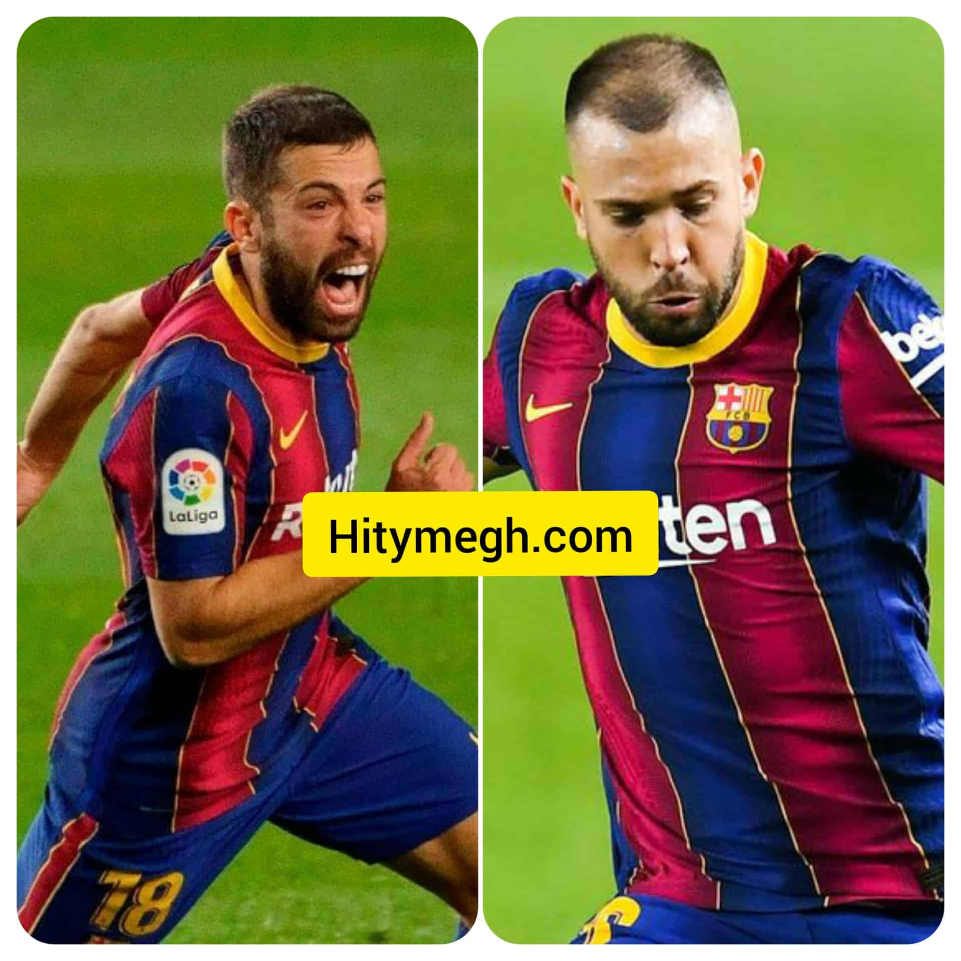 Barcelona defender Jordi Alba demands better from Laporta: I tried everything for Messi to stay.