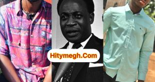 The World Celebrates Dr.Kwame Nkrumah And The Twins Ghanaian Instrumentalists Today.