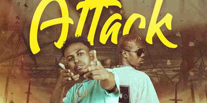 Attack by Kweku Flick ft. Strongman(Prod.by Apya)